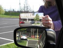 Math professor's side mirror that eliminates 'blind spot' receives US patent