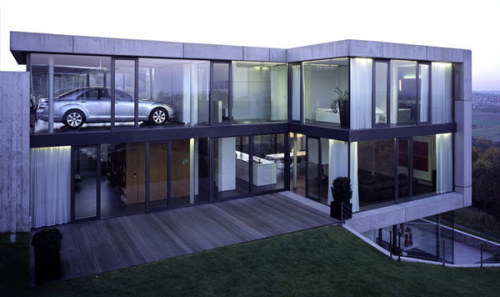 private residence via: plastolux
