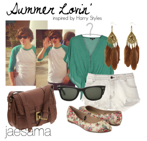 """Summer Lovin"" - inspired by Harry Stylesby jaesama"