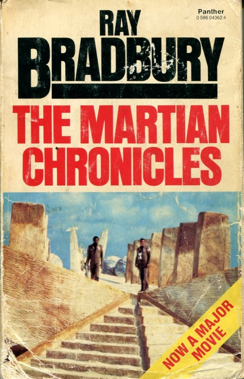 thecatsfromjapan:  The Martian Chronicles by Ray Bradbury from > http://content.boomerangbooks.com.au/literary-clutter-blog/bradbury%E2%80%99s-martian-classic/2012/04