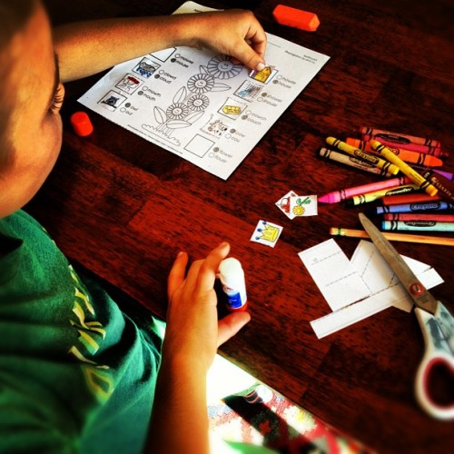 We work….. (Taken with Instagram)
