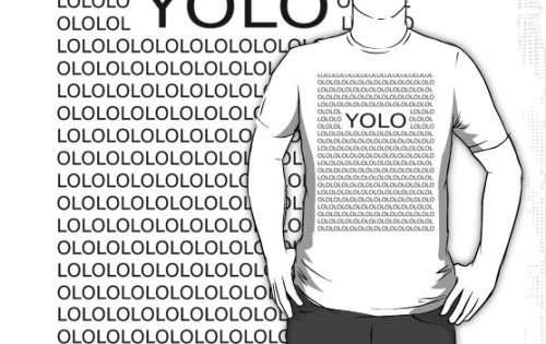 """YOLOLOL"" T-Shirts & Hoodies by RJtheCunning 
