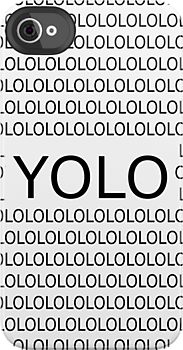"rjthecunning:  ""YOLOLOL"" iPhone & iPod Cases by RJtheCunning 