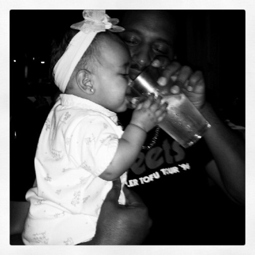 #water #Sophia  (Taken with Instagram at Don Coqui)
