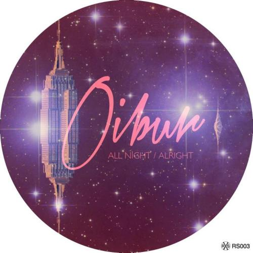 Introducing Oibur to the Ritual Sound family. Their first release 'All Night / Alright' will be coming out next week.
