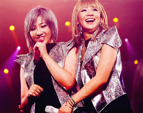 2NE1 Maknaes: Minzy & CL. SO CUTE ♥