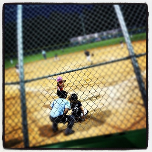 #baycreek #softball pre tri county (Taken with Instagram at Bay Creek Park)