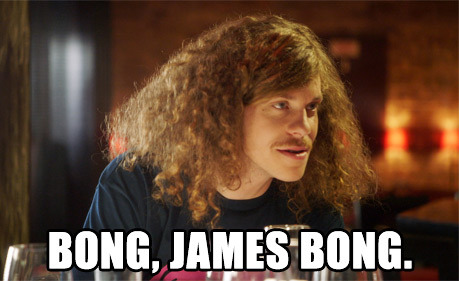workaholics:  License to Chill.