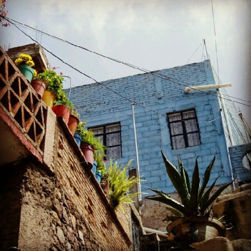 #ThrowbackThursday: Guanajuato, Mexico (Taken with Instagram)
