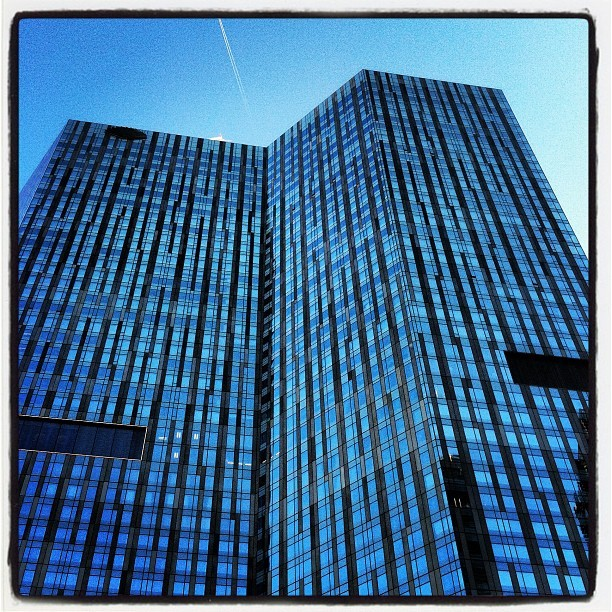 #vegas #beautiful #modern #architecture #hotel #aria  (Taken with Instagram)