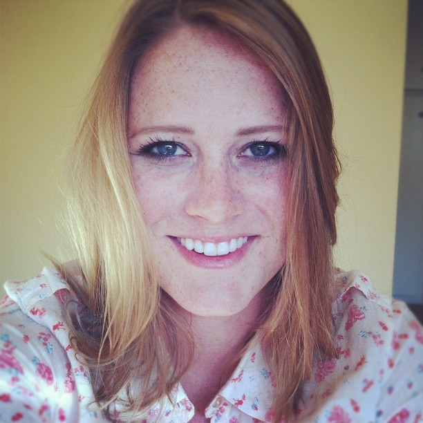 Chopped the locks! (Taken with Instagram at Bluebird Salon)