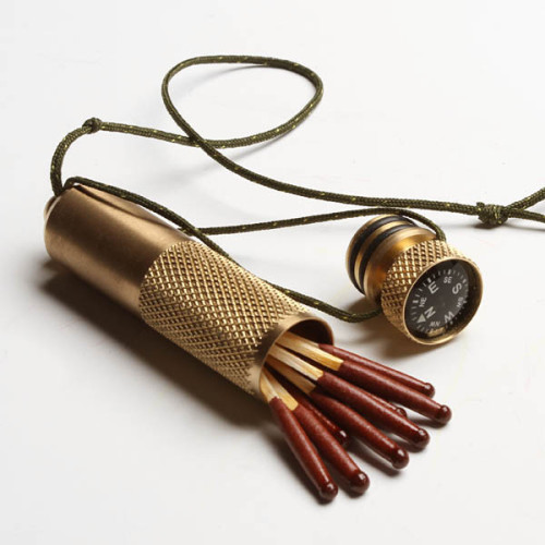 (via Best Made Company — Brass Stow-Away Capsule)