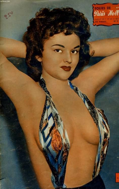 "retrogirly:  Lili Lamont    aka. ""The Million Dollar Figure"".."