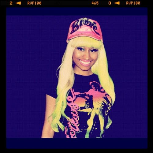 #NickiMinaj #awesome #Swag #beautiful #ALLSWAGGEDOUT (Taken with Instagram)