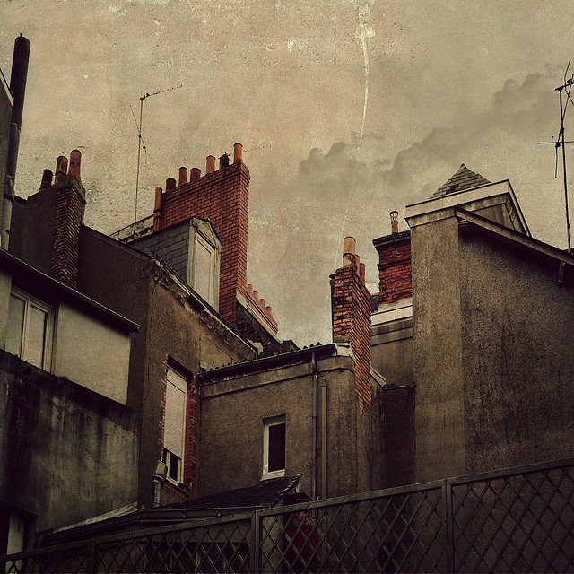 | ♕ |  La Maison Brune - Angers, France  | by © Louise LeGresley