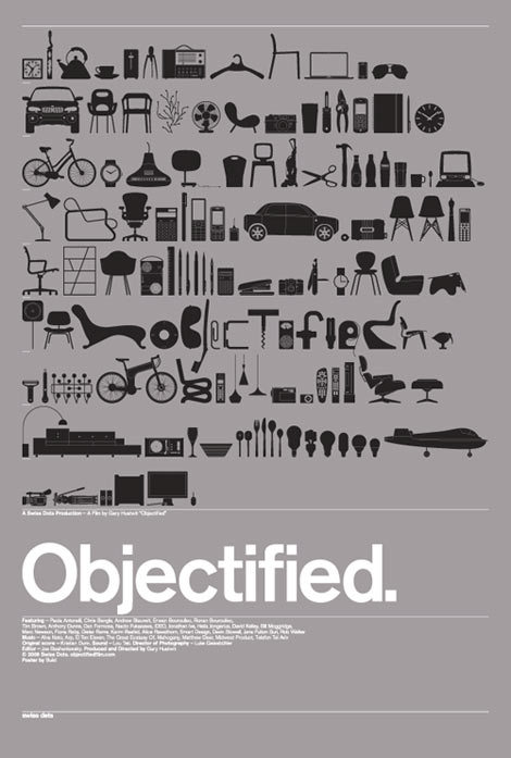 Pretty interesting doc. check it out if you like design and objects.