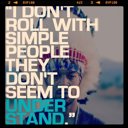#KidCudiQuotes #KidCudi #awesome #epic #truth (Taken with Instagram)