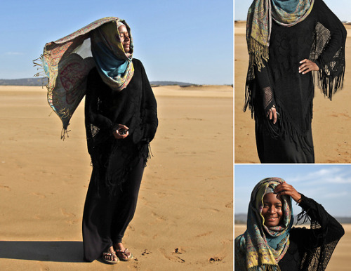 street-hijab-fashion:  Essaouira! Oh how I love thee. (by Tanya W)