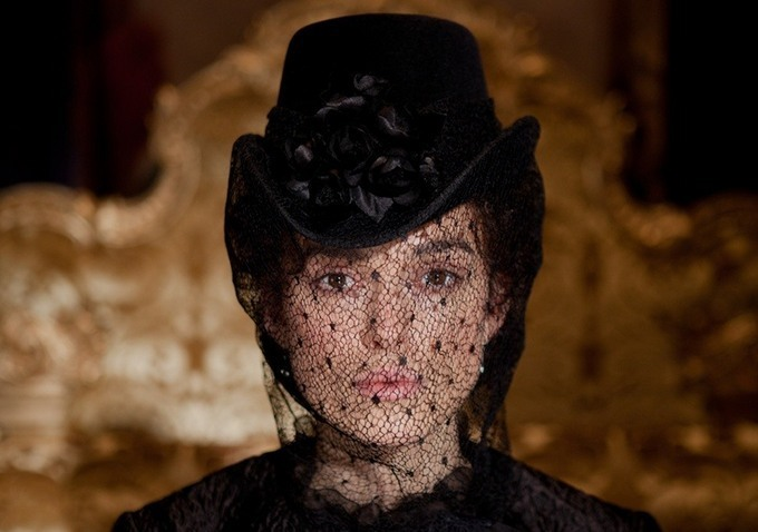 A new still of Keira Knightley in Anna Karenina, directed by Joe Wright (Atonement, Pride & Prejudice)