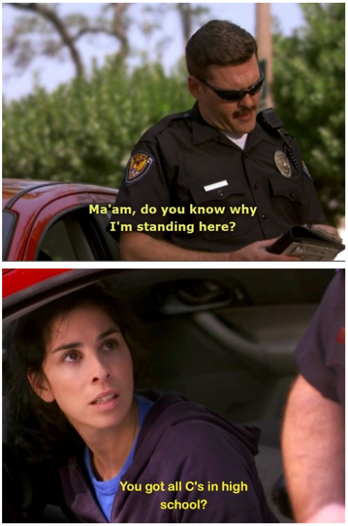 joostz9:  What I should've said to that cop that gave me a ticket