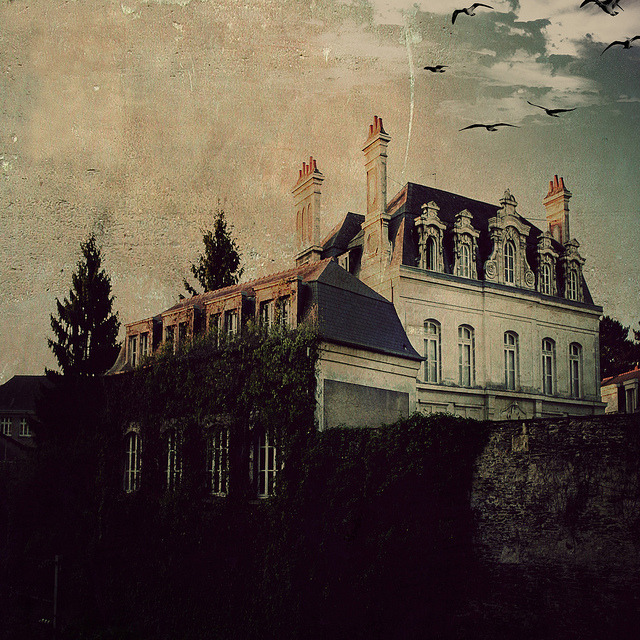 | ♕ |  Manoir de la ville - Angers, France  | by © Louise LeGresley