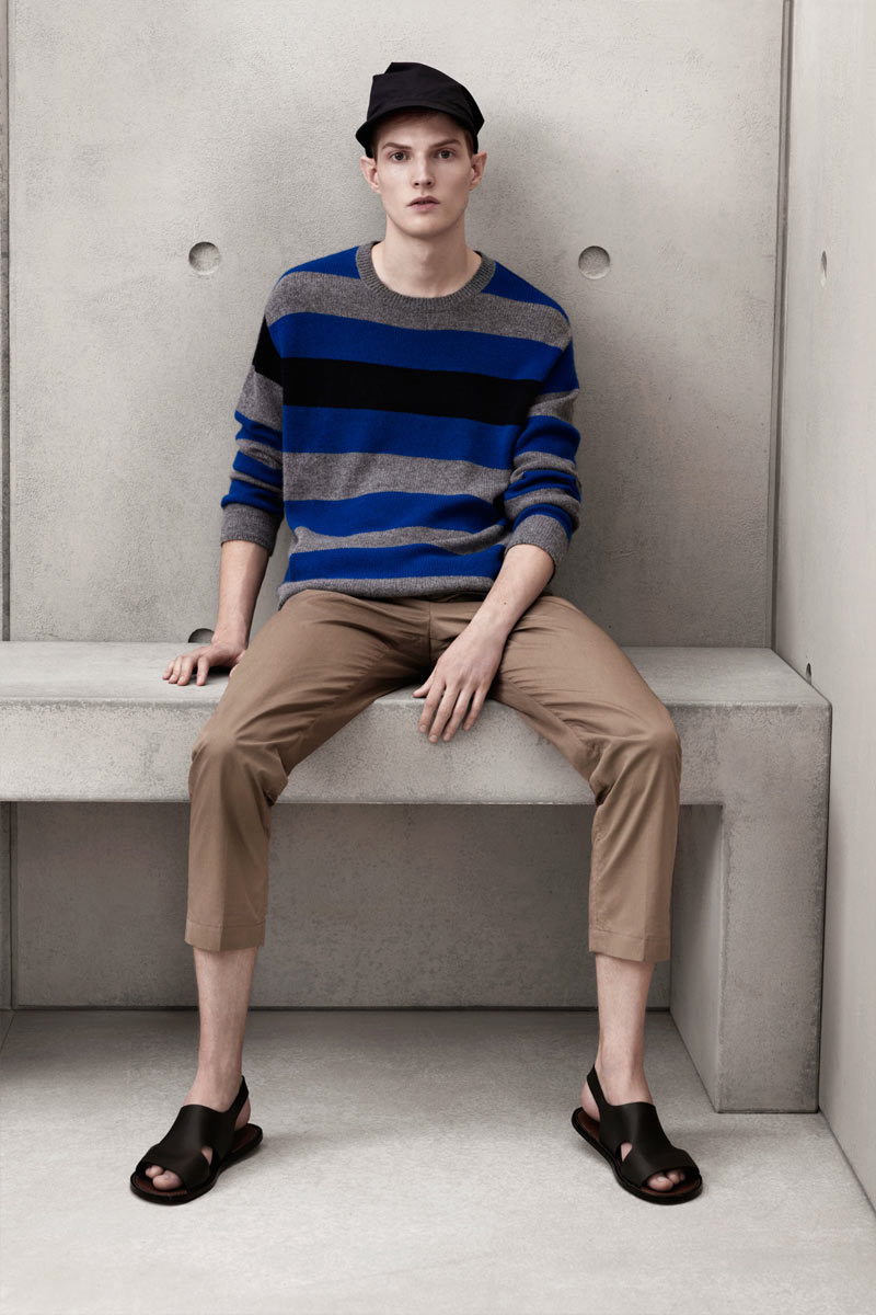 Marni at H&M Spring/Summer 2012 Men's Lookbook