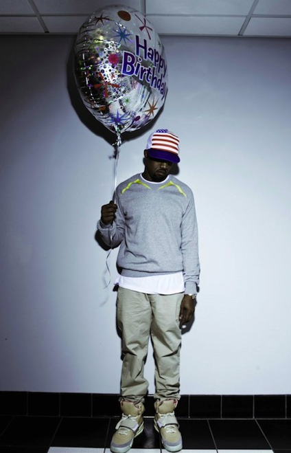 illroots:  Happy Birthday Kanye.