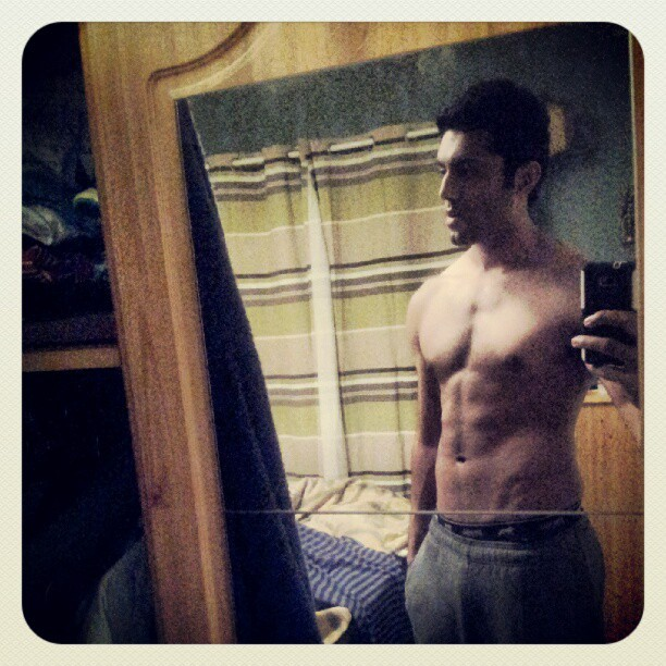 Gettin the beach body ready for summer :D (Taken with Instagram)