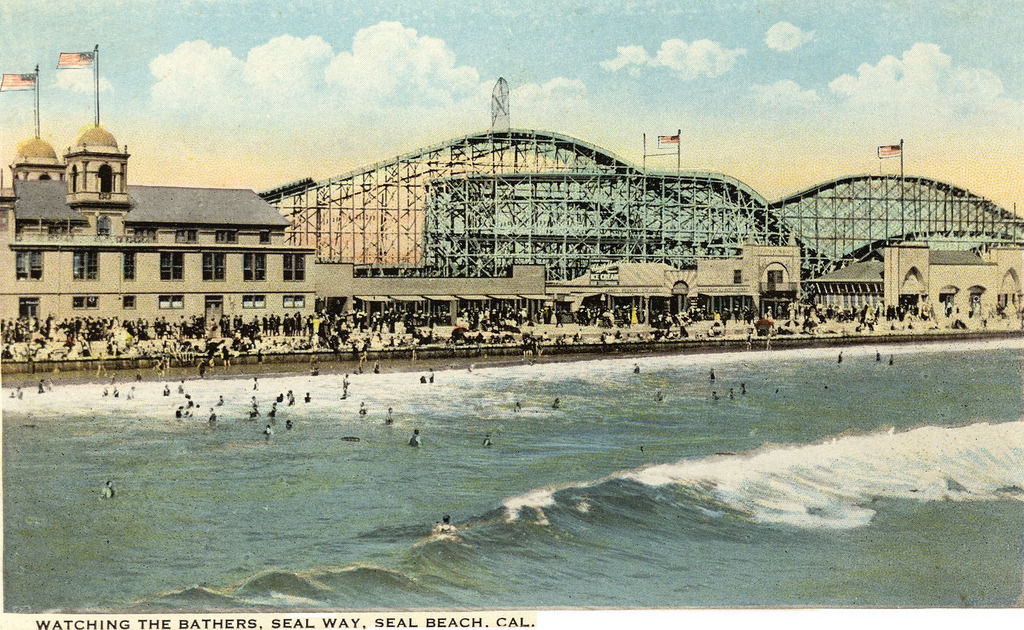 Seal Beach, ca. 1917.