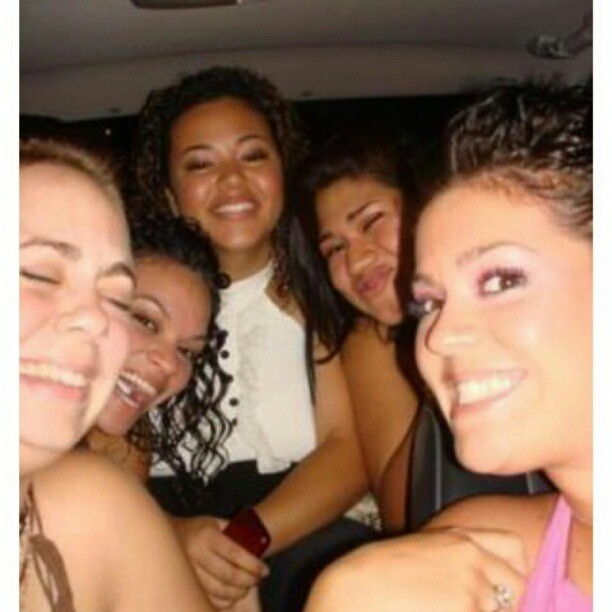 @hidee03 @itzamarie89 @margarita5457  awww our girl nights back in 2008#tbt  (Taken with Instagram)