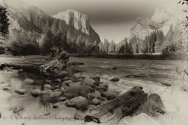 Back In The Day - Yosemite on Flickr.