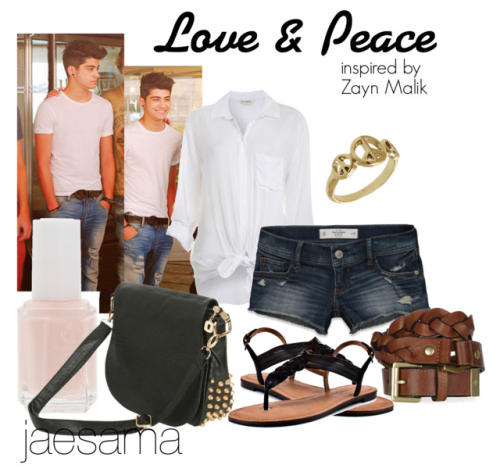 """Love & Peace"" - inspired by Zayn Malikby jaesama"
