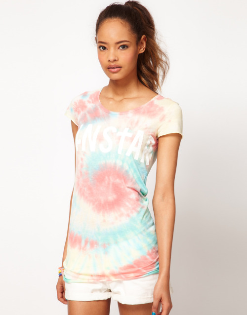 Sinstar Tie Dye T-ShirtMore photos & another fashion brands: bit.ly/LtoxoU