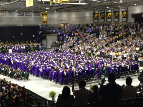 congrats class of 2012. we did it!
