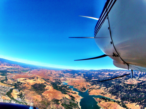 tdpilot:  Anderson Lake, just South of San Jose CA.