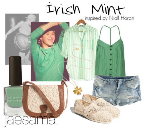 """Irish Mint"" - inspired by Niall Horanby jaesama"