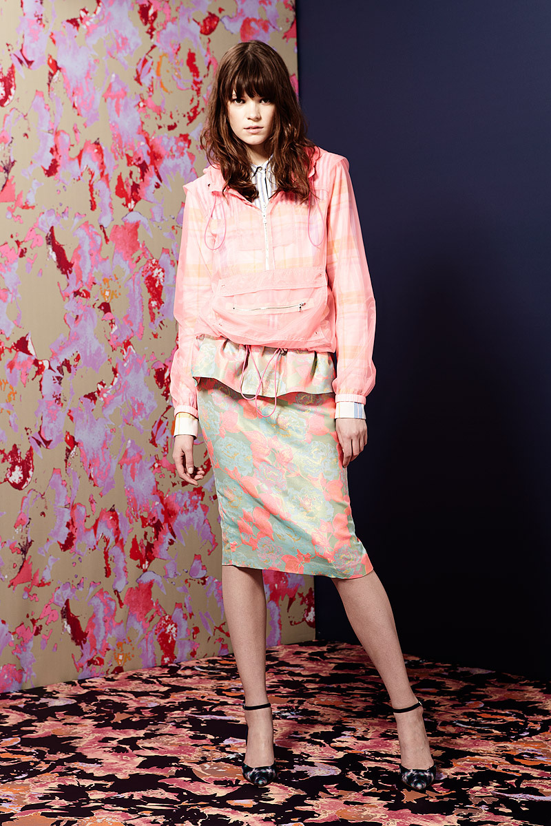 Suno Resort 2013 Prints como pisos de mármol. Los amo. ….. Suno Resort 2013 Prints like marble floors. Love them.