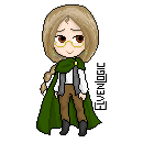 Pixel sprite of my Solar Exalt, Cadence of the Ten Whispering Elms.