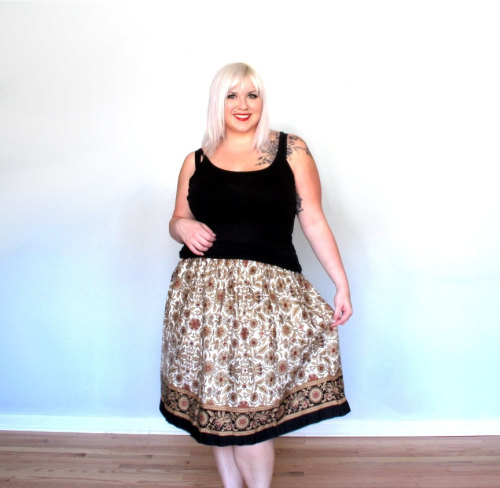 I am loving this new skirt on TOH!
