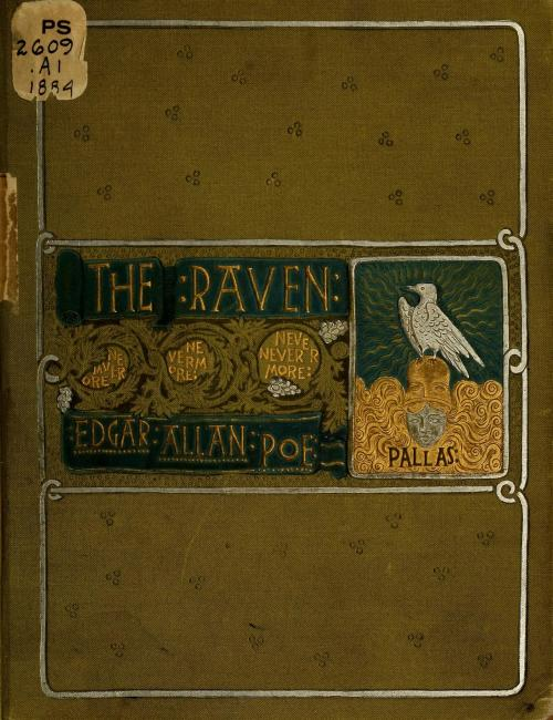 birdsong217:  yama-bato: The raven (1884) Once upon a midnight dreary… Author: Poe, Edgar Allan, 1809-1849; Taylor, William Ladd, 1854-1926, illus Publisher: New York, E.P. Dutton Language: English Thanks to oldbookillustrations.