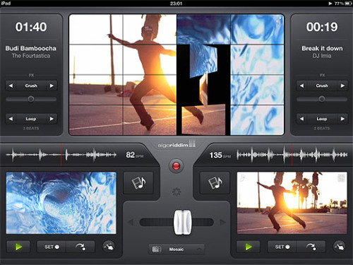 thenextweb:  (via Mix and Mashup Music Videos On Your iPad with Vjay)