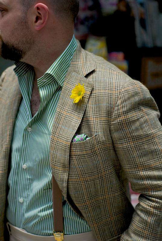 ethandesu:  Summer Beige and Green Orazio Luciano, Liverano and Ambrosi