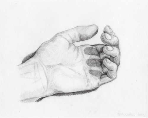 Rejected Memory: 7/x Pencil on translucent paper, 5.5 x 4.5 in 2011 see the series (a continuing work-in-progress) at: www.roselinahung.com/rejected-memories/