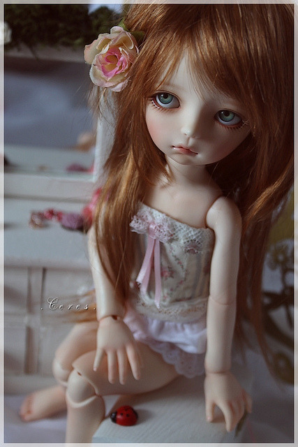 Maggie (IMDA Modigli) by Ceres ♥ on Flickr.