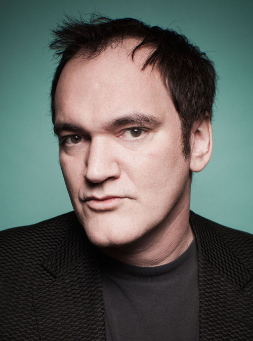 fuckyeahdirectors:  Quentin Tarantino photographed by Dan Busta  My bro Jon-Paul in about thirty years.