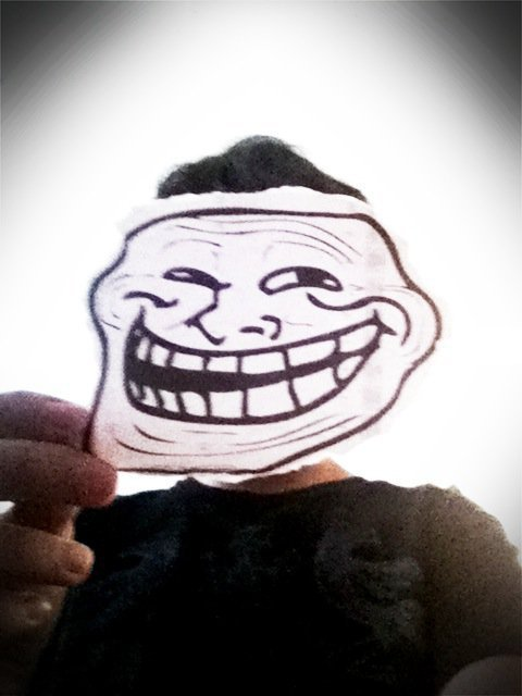 MY TROLL FACE   Submitted by epicrypto