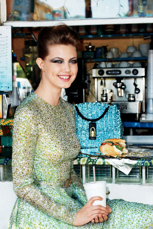 hausofbhd:  Lindsey Wixson by Terry Richardson for Harper's Bazaar Korea (June 2012)