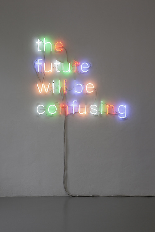 m0iety:  Will Be by Tim Etchells