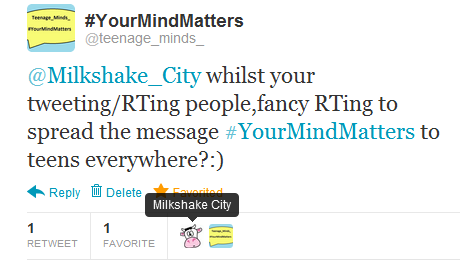 Milkshake City knows! follow us here