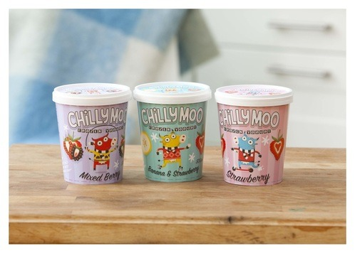 Chilly Moo Packaging Design & Illustration added new project to my portfolio